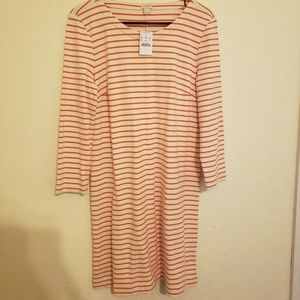 NWT Jcrew stretch dress